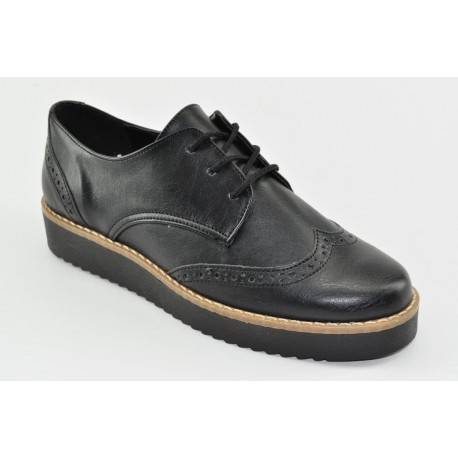 Γυναικεία oxford Veneti 40-1  7a4cdd46905