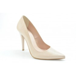 High heeled pumps by Veneti 150
