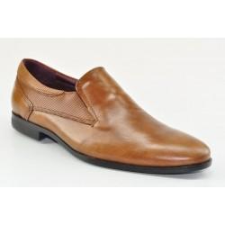 Men's leather elegant shoes by Alfio Rado 3255