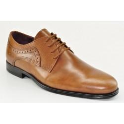 Men's leather elegant shoes by Alfio Rado