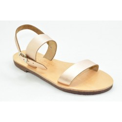 Women's leather sandals 03L by Veneti