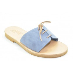Women's leather sandals by Veneti 8/8