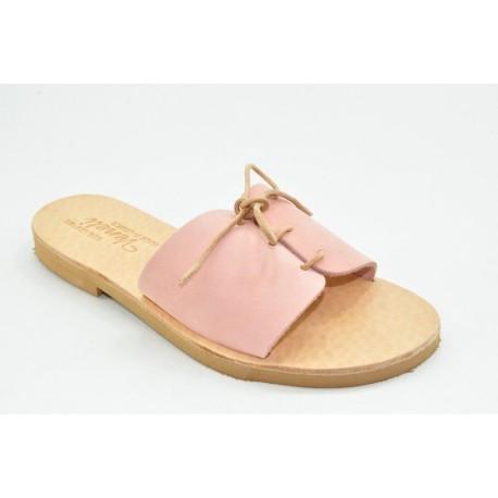 Women's leather sandals by Veneti 8/8