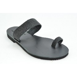 Women's leather sandals by Veneti 14