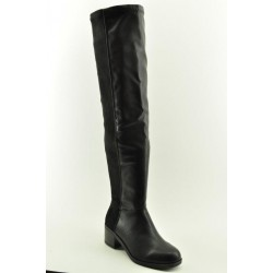 MEDIUM HIGH BOOTS OVER THE KNEE VENETI 5055-31-040 BLACK