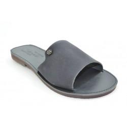 Women's leather sandals by Veneti 025