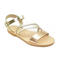 Women's leather sandals by Romance 8-13