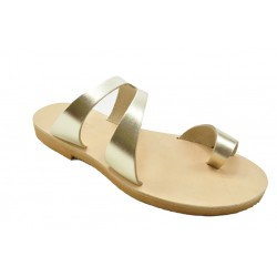 Women's leather sandals by Romance 20-1