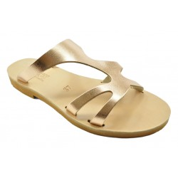 Women's leather sandals by Romance 20-2