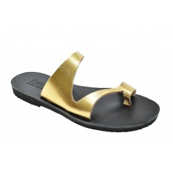 Women's leather sandals by Romance 20-3