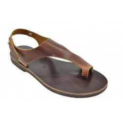 Women's leather sandals by Romance 20-5