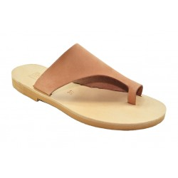 Women's leather sandals by Romance 20-4