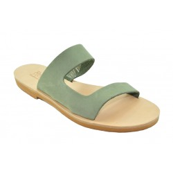 Women's leather sandals by Romance 20-14