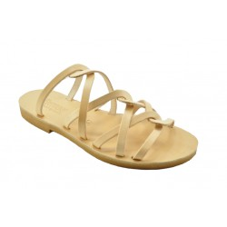 Women's leather sandals by Romance 20-21