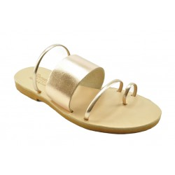 Women's leather sandals by Romance 20-28
