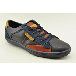 MEN SNEAKERS ALFIO RADO J0510 NAVY