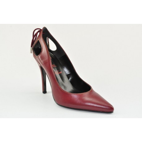 High heeled women's pumps by Alessandra Paggioti 89250
